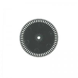 Черная шестерня 1324